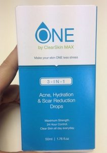 One Clear Skin Max reviews