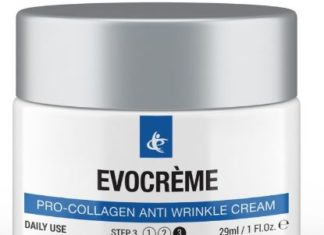 EvoCrème Pro-Collagen Anti-Wrinkle Cream Reviews