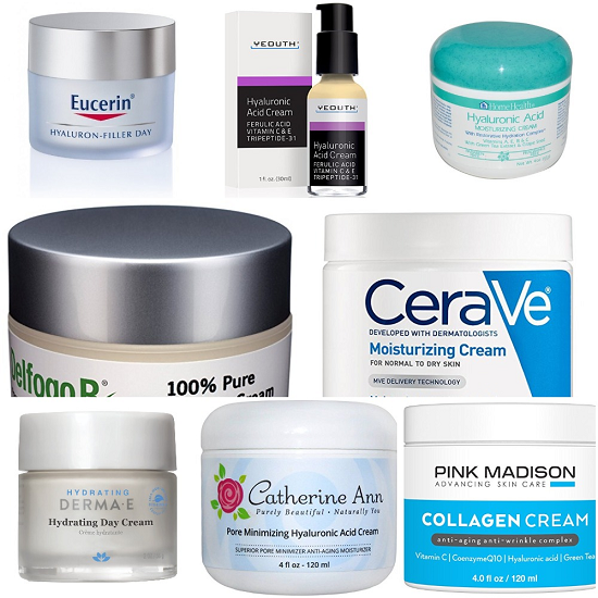 Best Hyaluronic Acid Creams