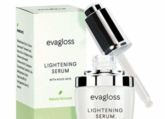 Evagloss lightening serum reviews