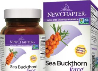 New Chapter Force Sea Buckthorn Reviews