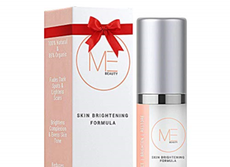 ME Beauty Skin Brightening Formula reviews